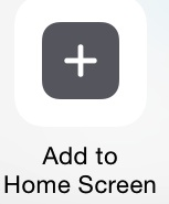 how to move your book on to the homescreen iphone